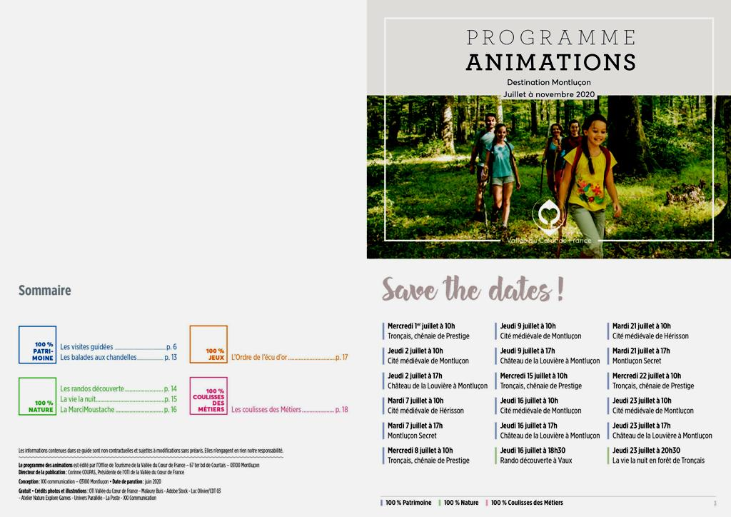 Guide des animations 2020