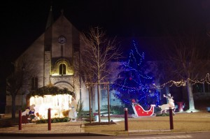 Illuminations du bourg - décembre 2015
